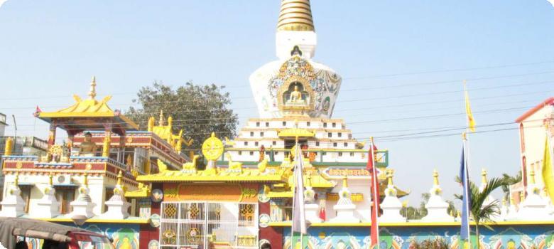 Siliguri Monastery