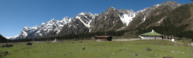 Yumthang Valley West side