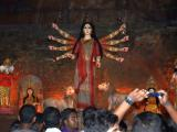 Our own woman Devi Durga, a modern theme