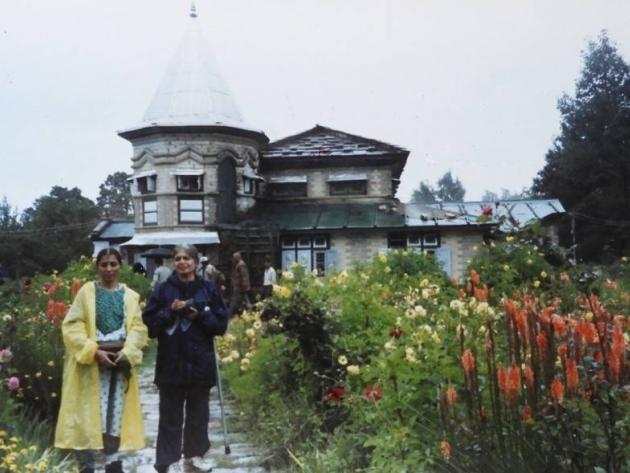 Shri Narayan Ashram Pithoragarh