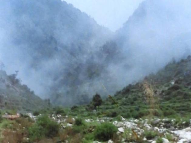 Near Gala camp, on the way to Kailash Manas Sarovar