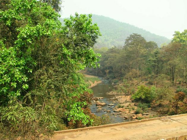 River Koina beckoning