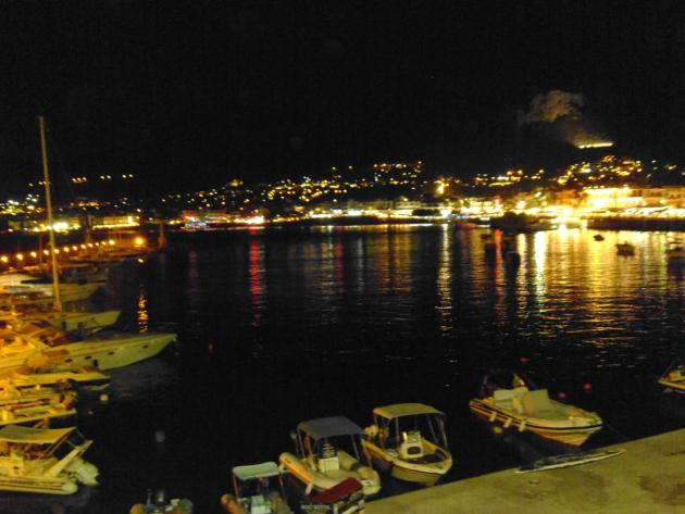 Night at Hersonissos