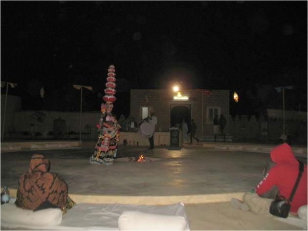 Bhavai dance, Rajasthani folk