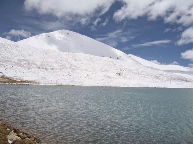 Gurudongmar lake looking from right to left 5
