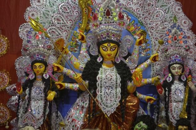 Our own Ma Durga, Kolkata Durga Puja 2015