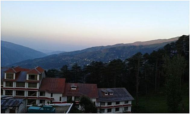Early morning at Patnitop