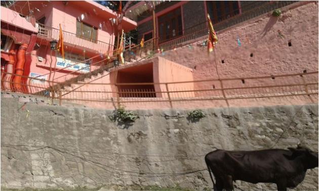 Temple at Ramban